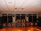 Traditional Disco Style - The Stoke by Nayland Hotel - The Garden Room